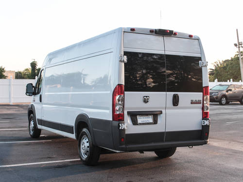 Used RAM PROMASTER 3500 2016 MIAMI EXTENDED 159X WB