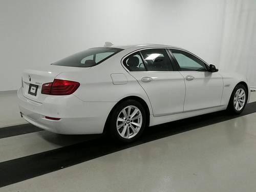 Used BMW 5 SERIES 2014 HOLLYWOOD 528I