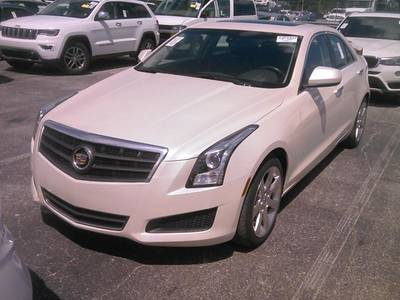 Used CADILLAC ATS 2014 HOLLYWOOD