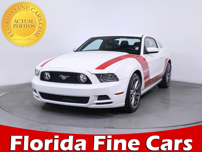 Used FORD MUSTANG 2013 MIAMI GT