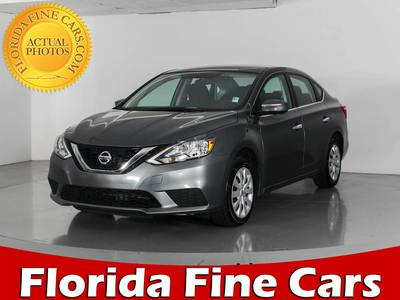 Used NISSAN SENTRA 2016 WEST PALM SV
