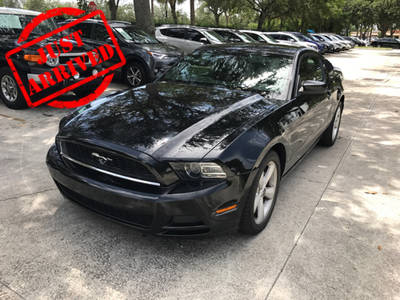 Used FORD MUSTANG 2013 WEST PALM