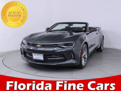 Used CHEVROLET CAMARO 2017 MIAMI 1LT