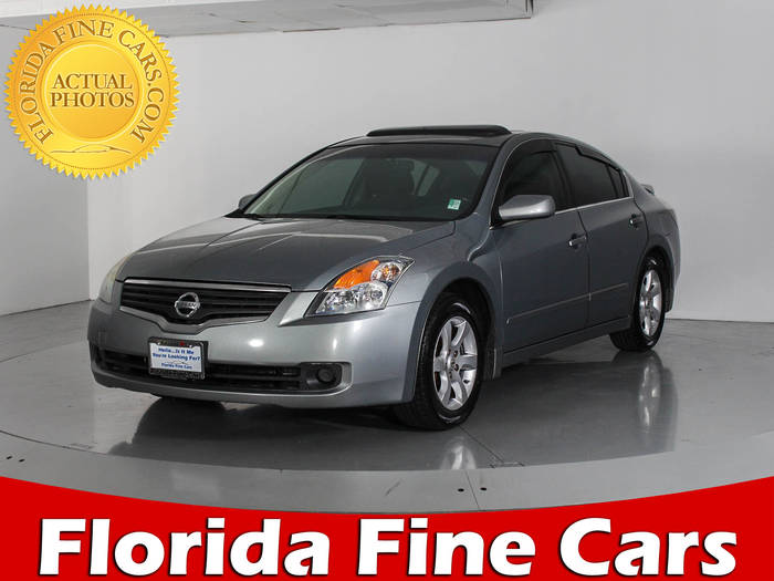 Used NISSAN ALTIMA 2008 WEST PALM