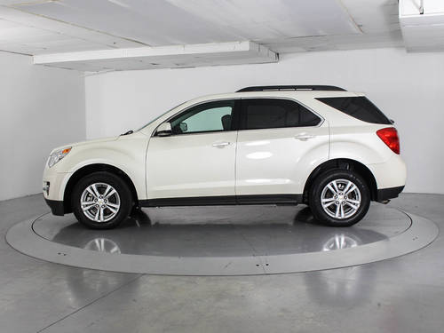 Used CHEVROLET EQUINOX 2014 WEST PALM 2LT