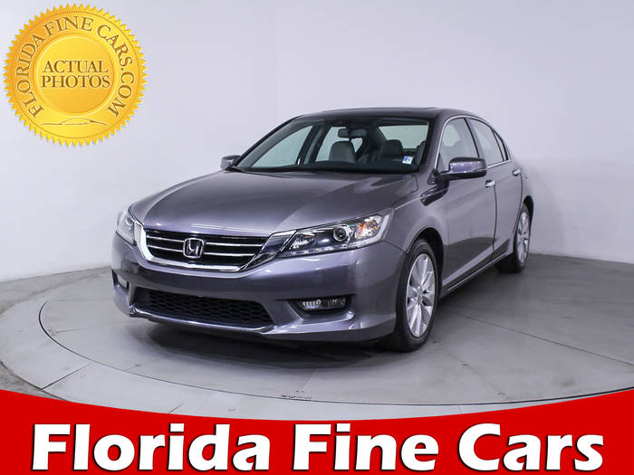 Used HONDA ACCORD 2014 HOLLYWOOD EX-L