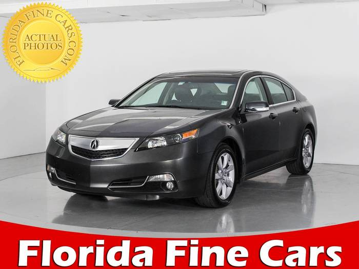 Used ACURA TL 2014 WEST PALM 3.5TL