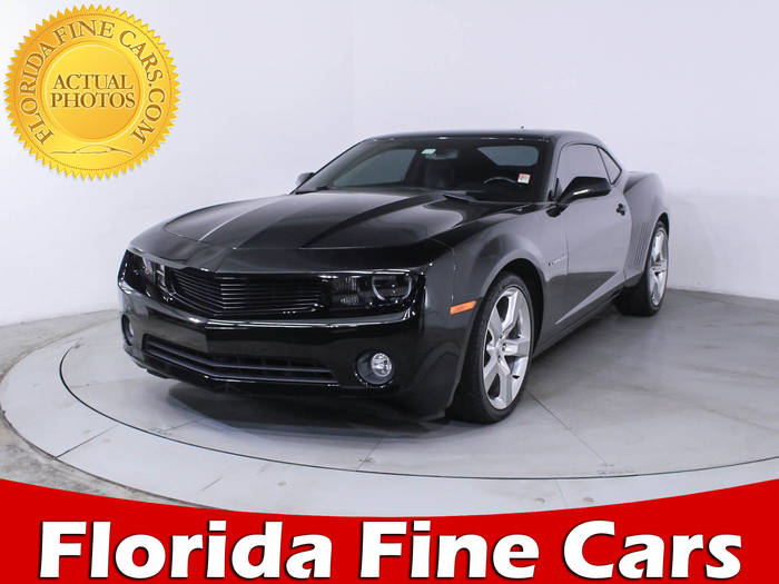Used CHEVROLET CAMARO 2012 MIAMI 2LT