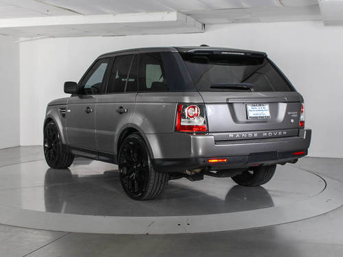 Used LAND ROVER RANGE ROVER SPORT 2011 WEST PALM HSE