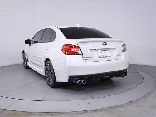 Used SUBARU WRX 2016 MIAMI