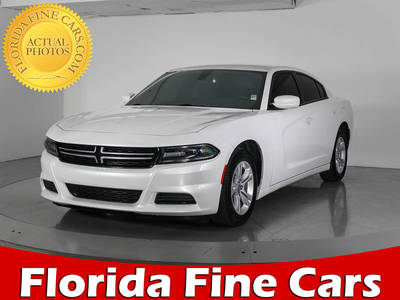 Used DODGE CHARGER 2015 MIAMI SE