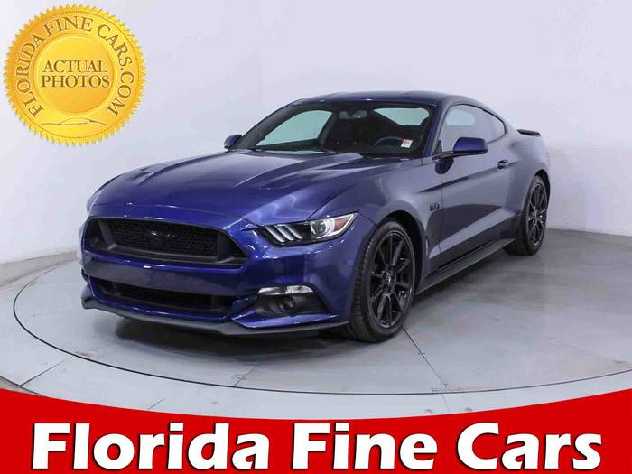 Used FORD MUSTANG 2016 MIAMI GT