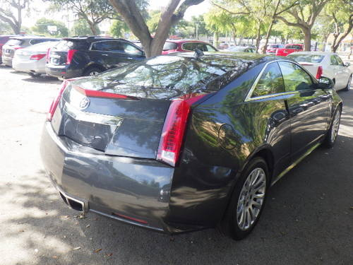 Used CADILLAC CTS 2014 MIAMI STANDARD
