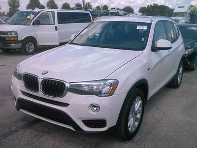 Used BMW X3 2017 MIAMI SDRIVE28I