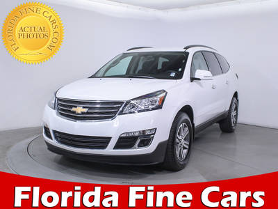 Used CHEVROLET TRAVERSE 2017 MIAMI 1LT