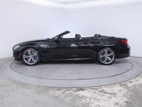Used BMW M6 2014 MIAMI