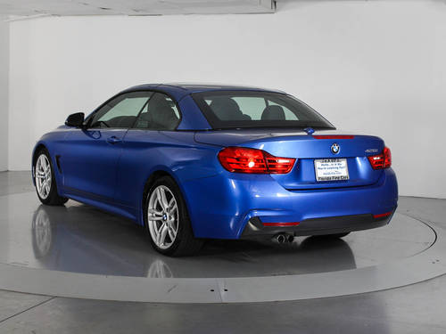 Used BMW 4 SERIES 2014 WEST PALM 428I SULEV M SPORT