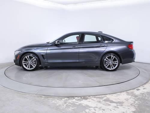 Used BMW 4 SERIES 2015 MIAMI 428I XDRIVE GRAN COUPE
