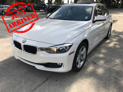 Used BMW 3 SERIES 2014 WEST PALM 328I XDRIVE