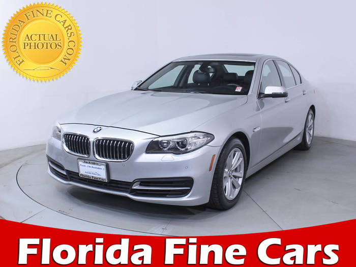 Used BMW 5 SERIES 2014 MIAMI 528I XDRIVE