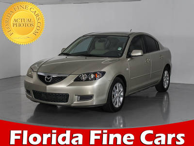 Used MAZDA MAZDA3 2007 WEST PALM I Touring
