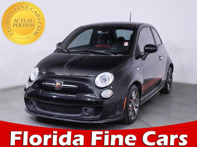 Used FIAT 500 ABARTH 2013 MIAMI