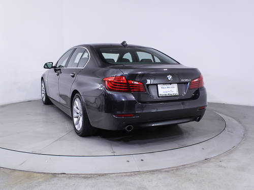 Used BMW 5 SERIES 2015 MIAMI 535I