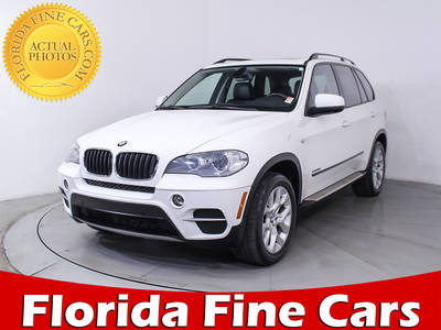 Used BMW X5 2013 MIAMI XDRIVE35I