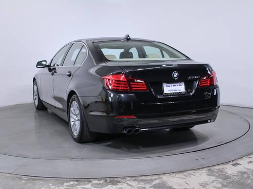 Used BMW 5 SERIES 2013 MIAMI 528I