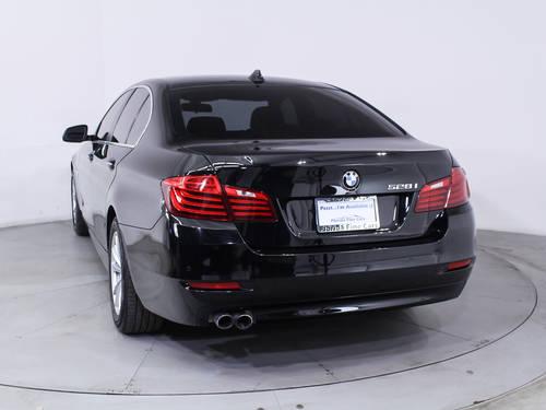 Used BMW 5 SERIES 2015 MIAMI 528I
