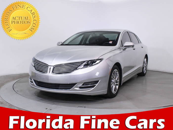 Used LINCOLN MKZ 2015 MIAMI