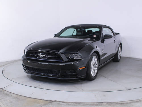 Used FORD MUSTANG 2014 HOLLYWOOD