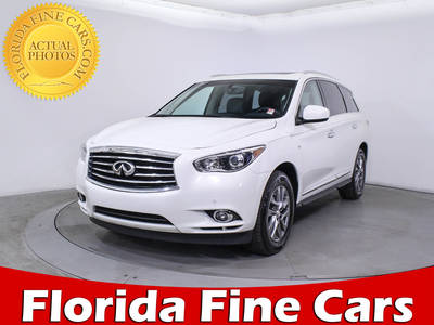 Used INFINITI QX60 2014 MIAMI