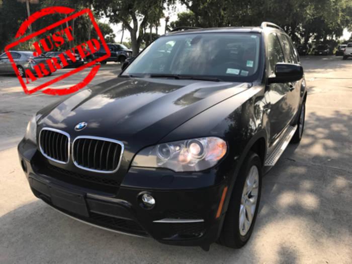 Used BMW X5 2012 MIAMI XDRIVE35I