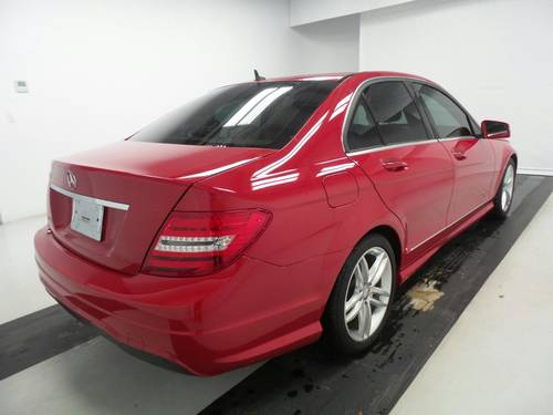 Used MERCEDES-BENZ C CLASS 2014 HOLLYWOOD C250
