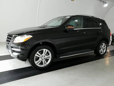Used MERCEDES-BENZ M CLASS 2015 HOLLYWOOD ML350