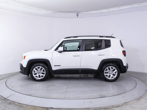 Used JEEP RENEGADE 2016 MIAMI LATITUDE