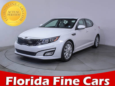 Used KIA OPTIMA 2015 HOLLYWOOD Ex