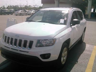 Used JEEP COMPASS 2014 MIAMI SPORT