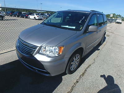 Used CHRYSLER TOWN AND COUNTRY 2015 MIAMI TOURING