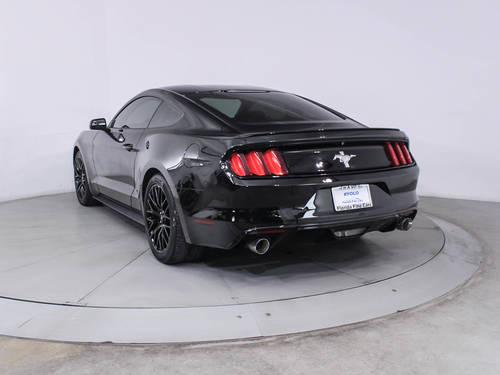 Used FORD MUSTANG 2015 MIAMI
