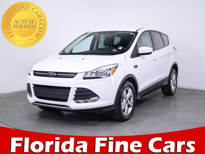 Used FORD ESCAPE 2015 MIAMI SE