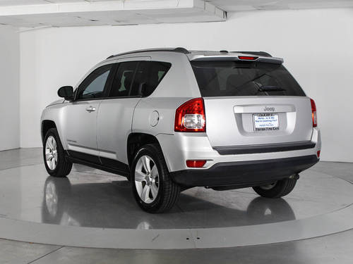 Used JEEP COMPASS 2012 WEST PALM SPORT