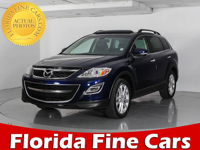 Used MAZDA CX 9 2011 WEST PALM GRAND TOURING AWD