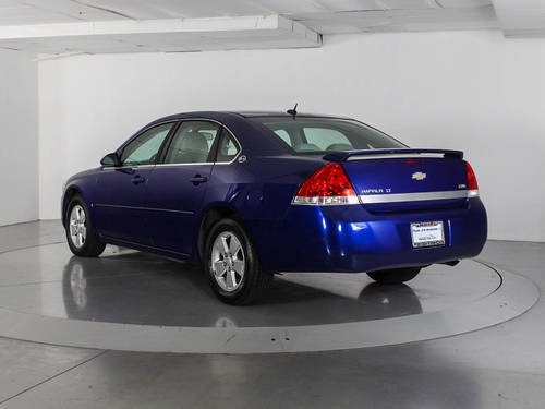Used CHEVROLET IMPALA 2007 WEST PALM LT