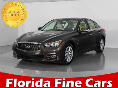 Used INFINITI Q50 2014 WEST PALM Premium
