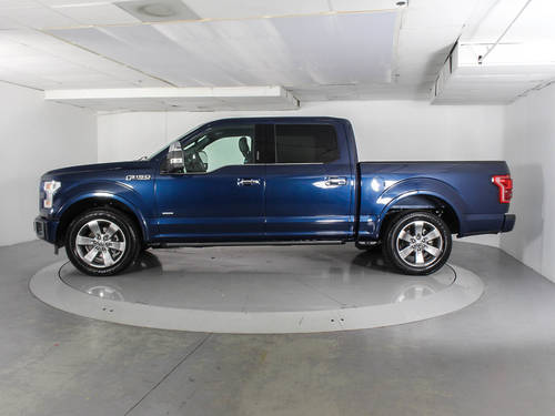 Used FORD F 150 2015 WEST PALM Platinum