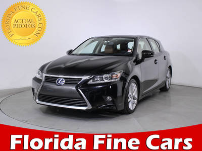 Used LEXUS CT 200H 2015 MIAMI