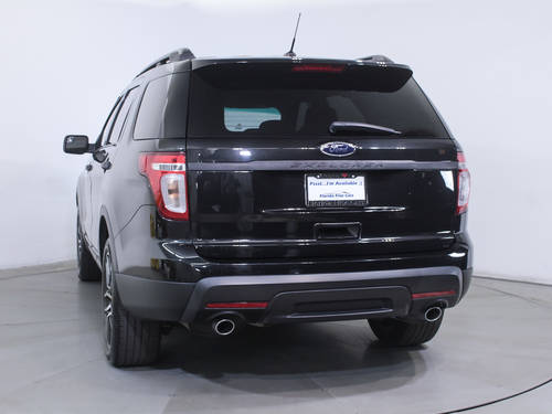 Used FORD EXPLORER 2014 MIAMI
