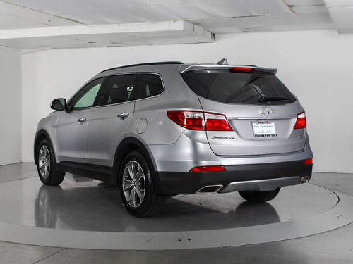 Used HYUNDAI SANTA FE 2016 WEST PALM GLS
